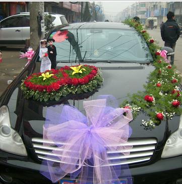 广州浪漫婚车租赁